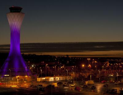 Edinburgh Announces Changes to Airport Forecourt