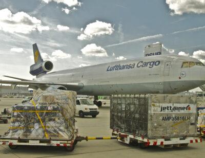 Fraport Develops Data Exchange Platform for Cargo Handling