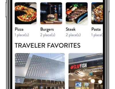 'LAX Order Now' Expands Mobile Ordering, Payment and Pick-Up
