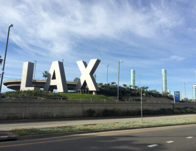 LAX 'Smart Parking' Contract Approved by Board