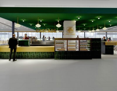 SSP Signs Deal to Develop Locally Inspired Food Hobart Airport