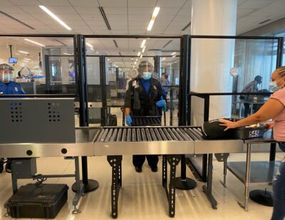Acrylic Barriers to Help Protect Passengers and Workforce at Philadelphia Airport