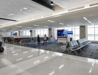 Akron-Canton Debuts $37 Million Gate Modernization