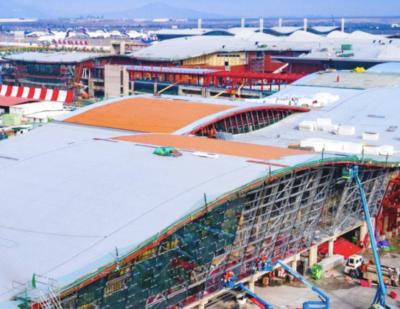 Santiago Terminal Project gets BDI Deflectors