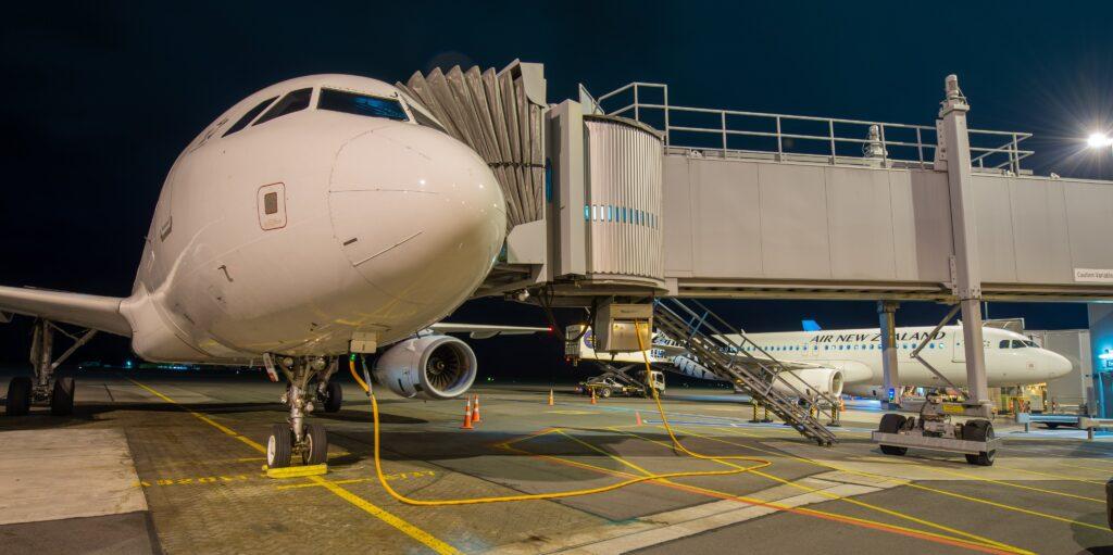 Christchurch carbon reduction christchurch airport