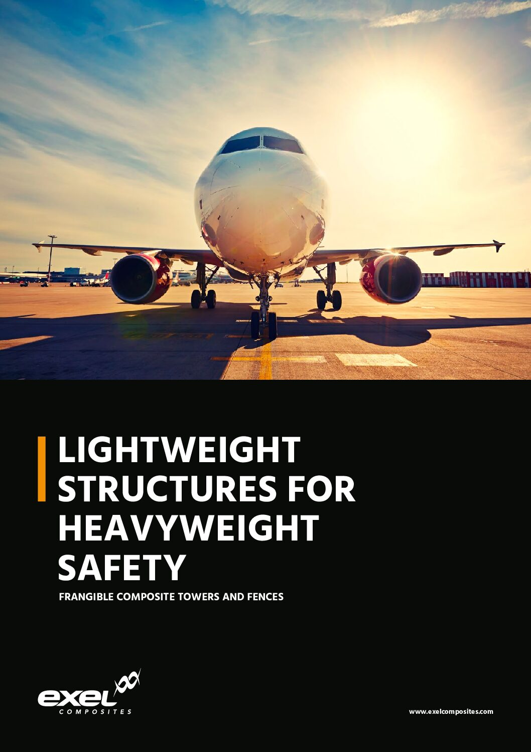 Lightweight Support Structures for Heavyweight Airfield Safety