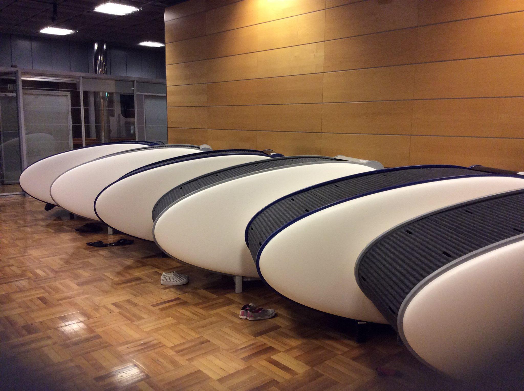 GoSleep Lounge at Helsinki Vantaa Airport