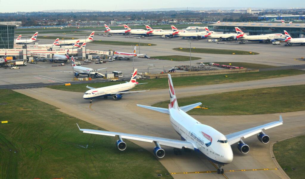 England international arrivals testing strategy