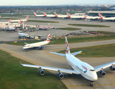 England Introduces Testing Strategy for International Arrivals