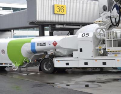 Jet-Tekno | Aircraft Refueller Semi Trailer