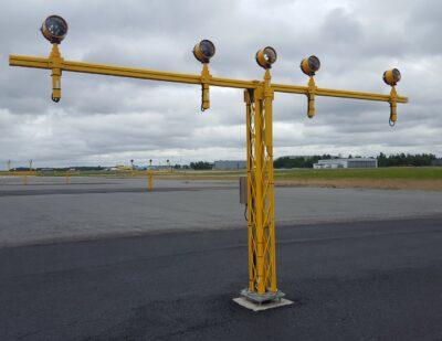 Lattix | Approach Light Mast Systems