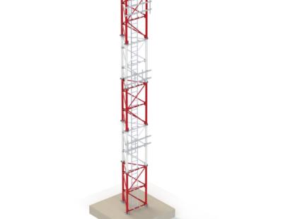 Lattix | Frangible Tower