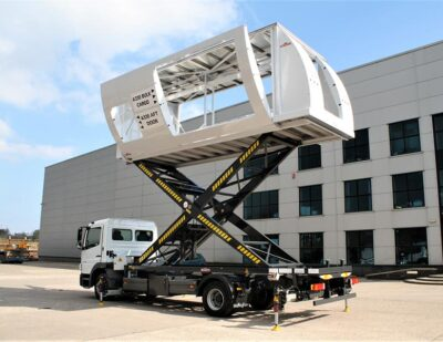 Mallaghan | Airside Training Vehicles