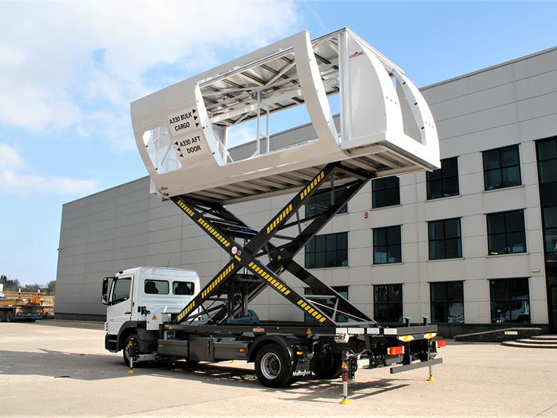 Airside Training Vehicles