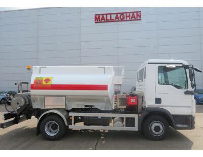 Mallaghan | Fuel Tanker