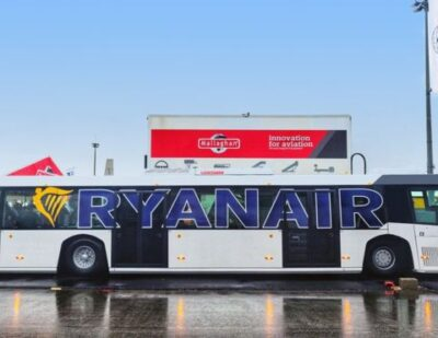 Mallaghan Wins Multi-Million Pound Ryanair Contract