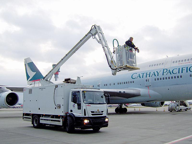 TA8200 Aircraft De-icer