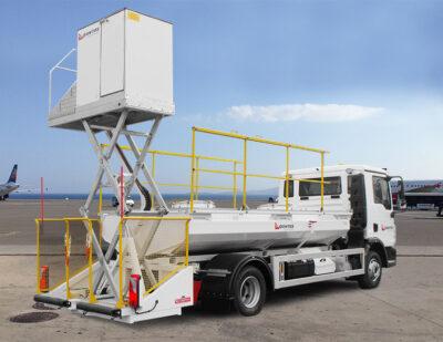 Mallaghan | Water Service Trucks