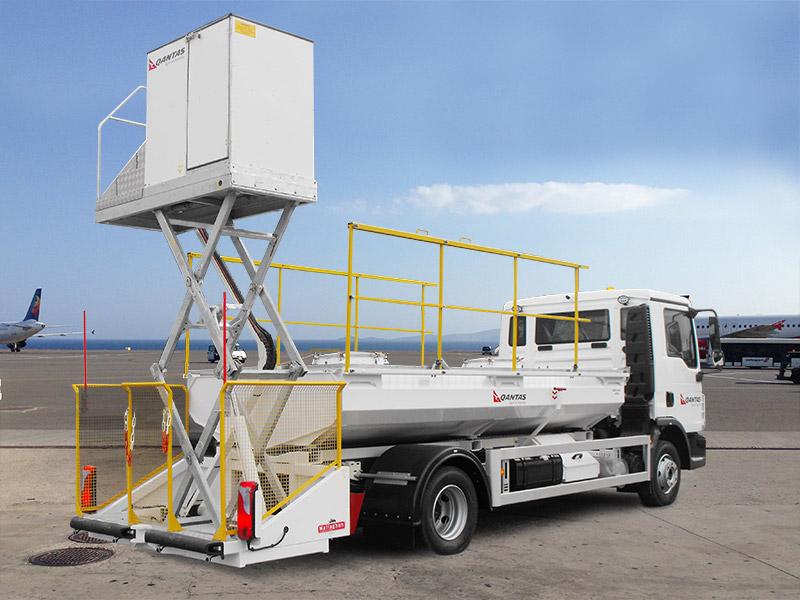 Water Service Trucks