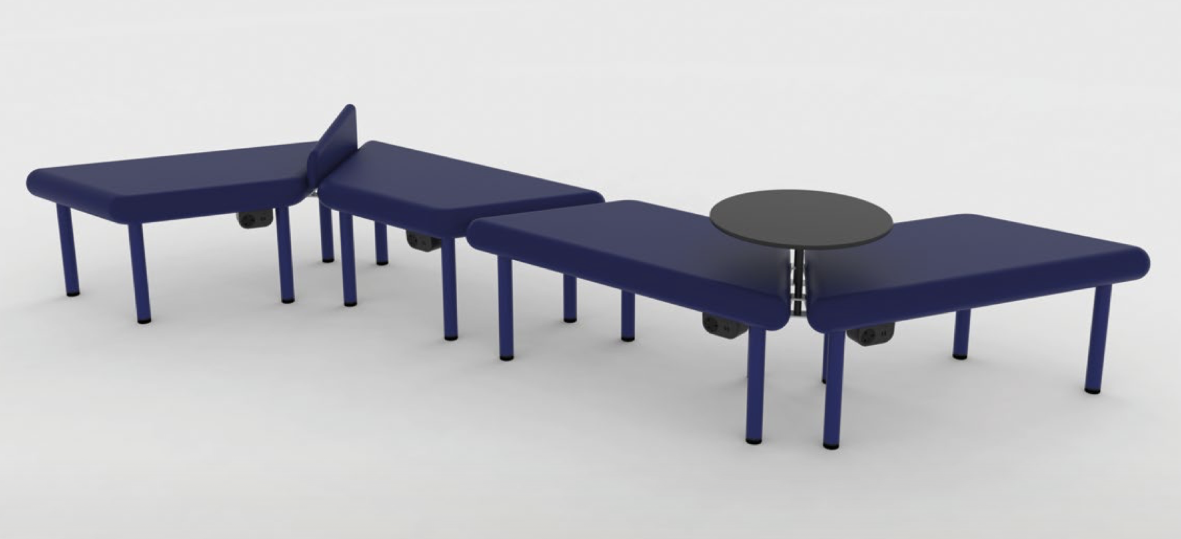 Link with Linking Table and Divider