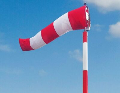 Pollite | Windsock Mast