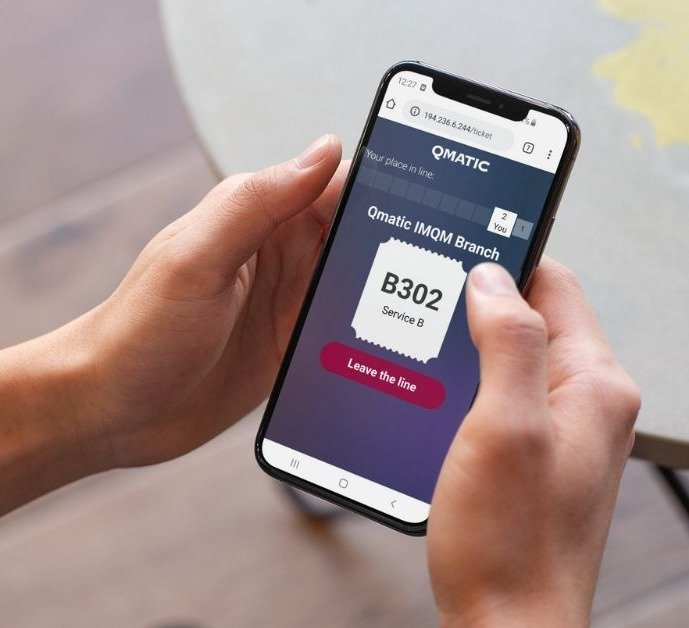 Mobile ticketing for the customer journey