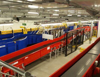 Robson Handling Technology | Baggage Conveyor