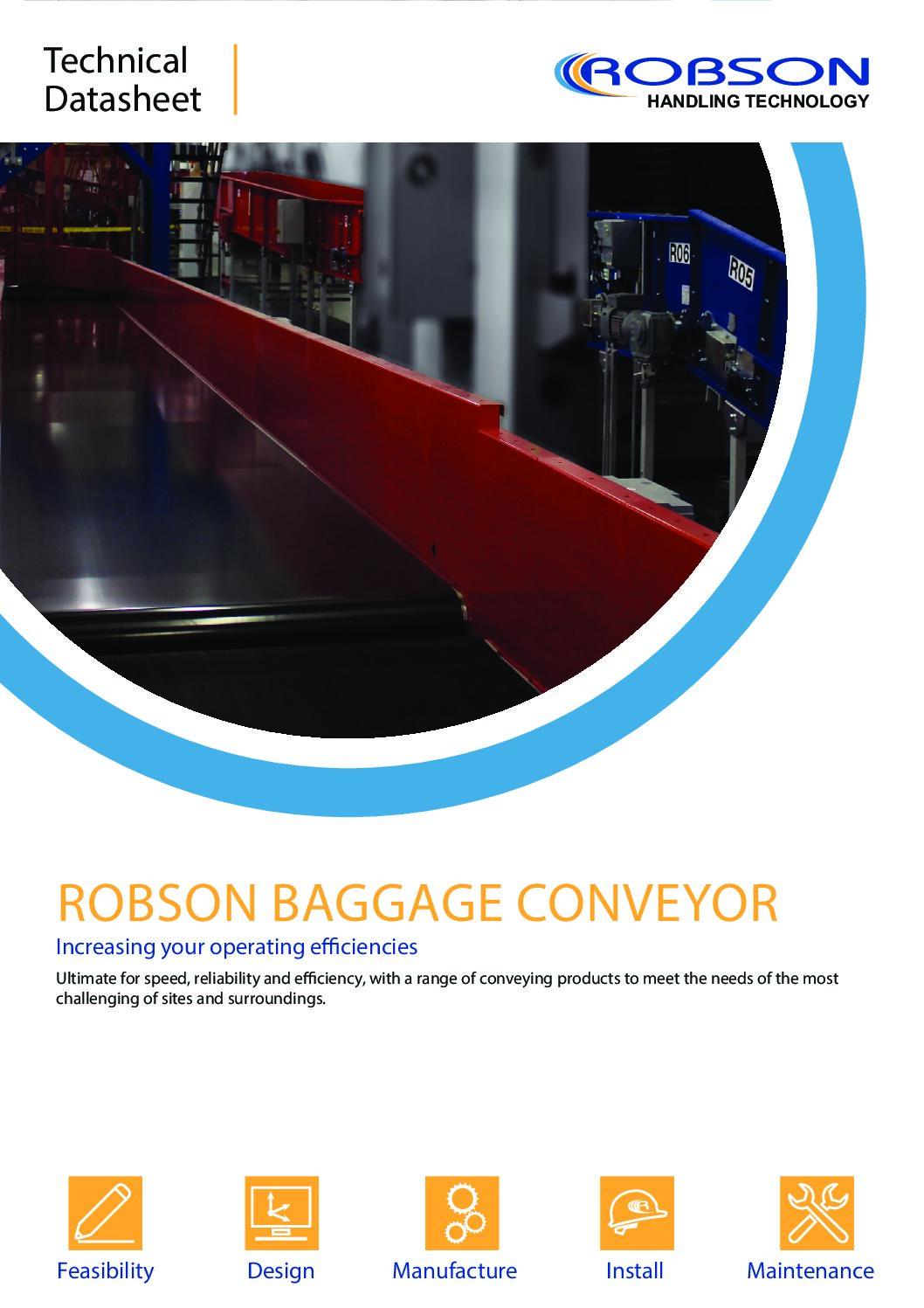 Robson Baggage Conveyors