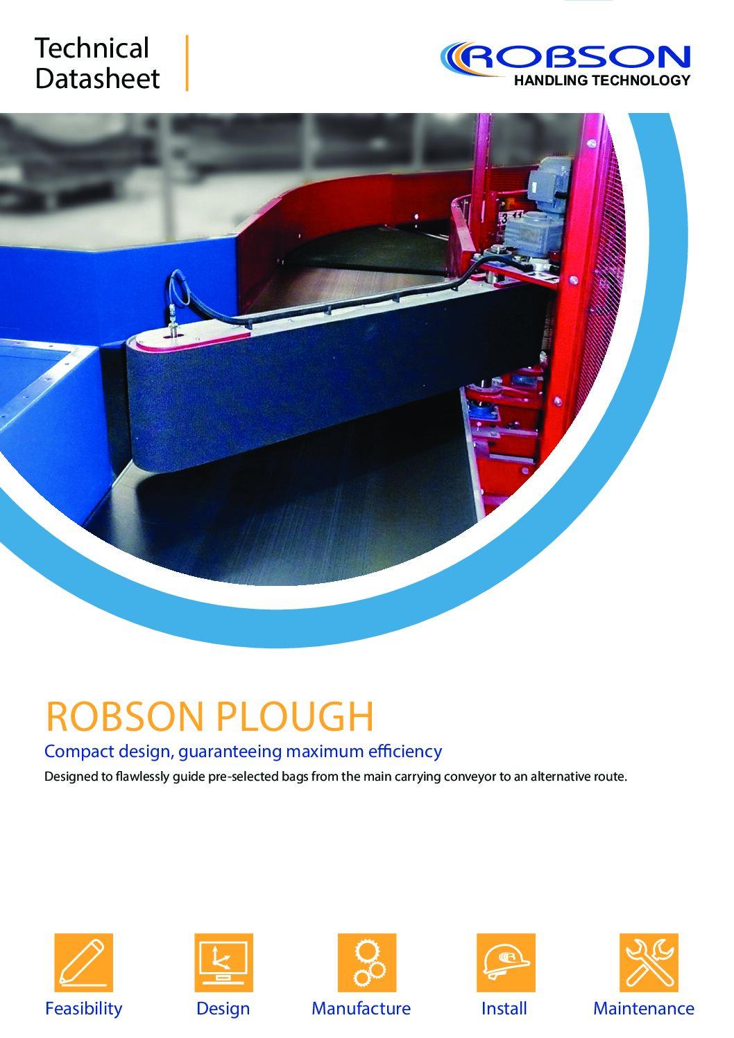 Robson Plough Diverter
