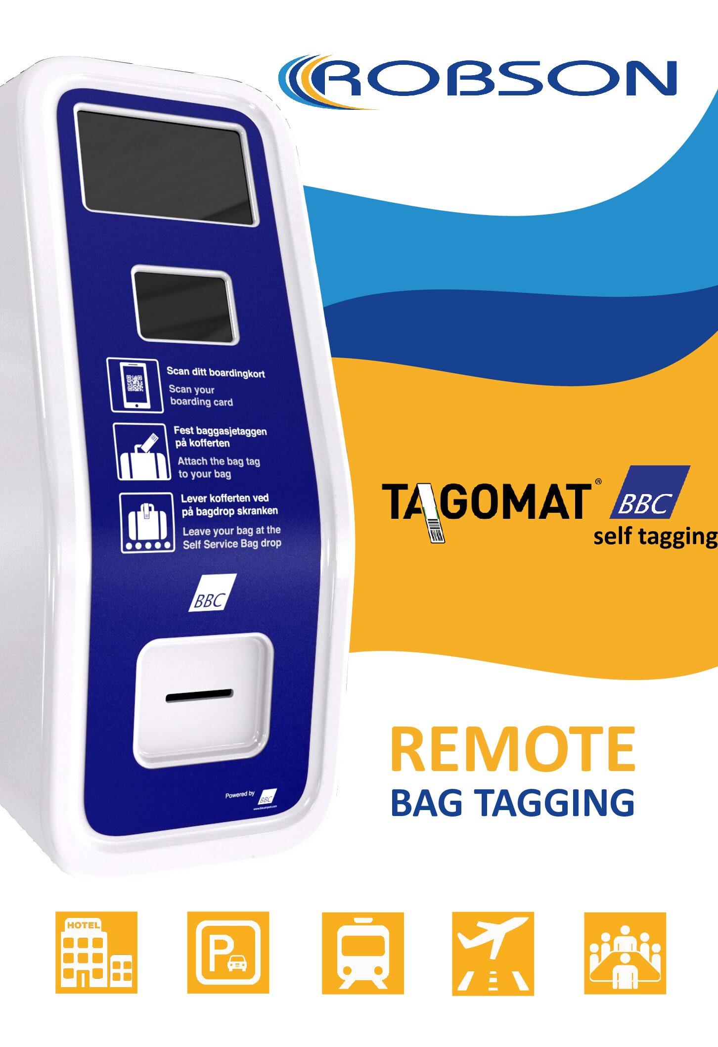 Tagomat® – Remote Bag Tagging