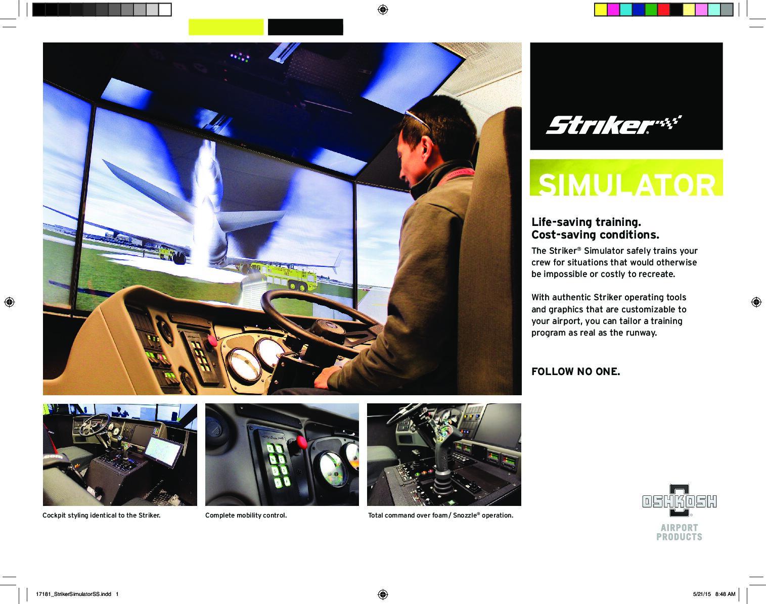 Striker Simulator