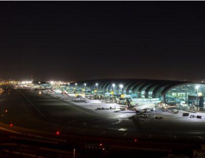 ewo Supplies 1,000 Floodlights for Dubai International Airport