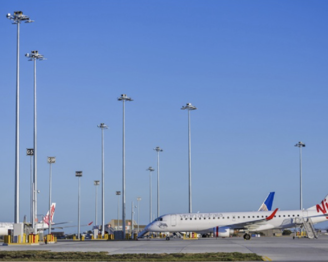 Saving energy and reducing maintenance costs for Melbourne Airport.