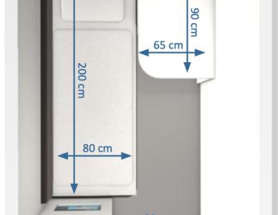 napcabins | Standard Configuration