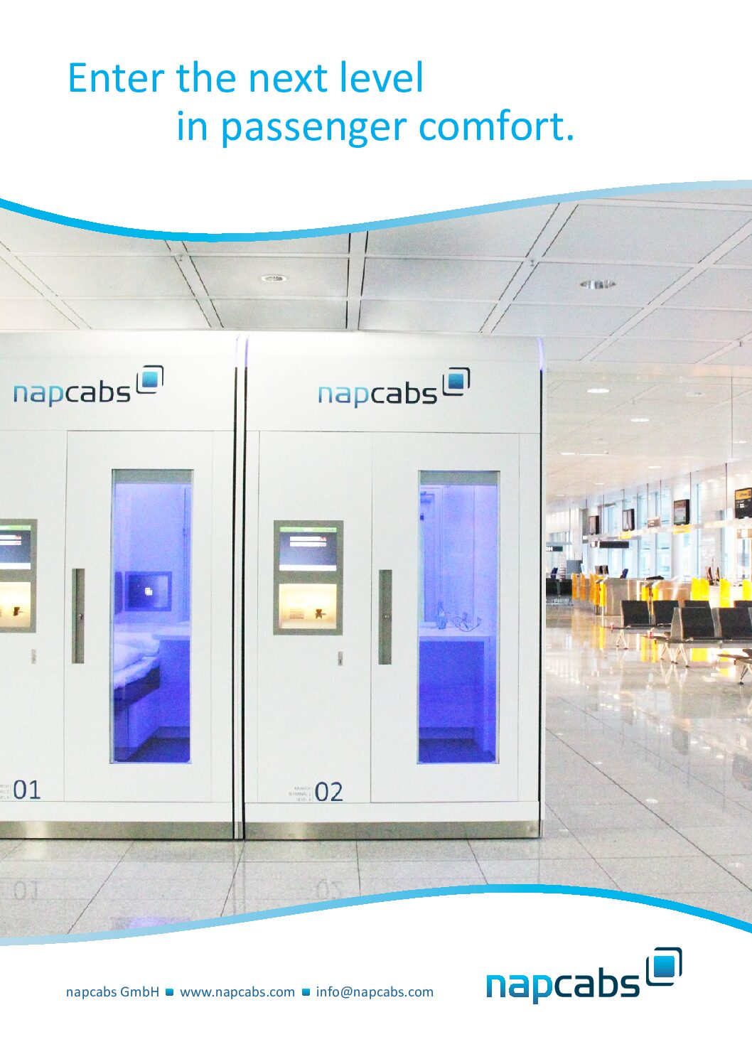napcabs Brochure