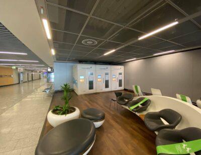 napcabs | Frankfurt Airport
