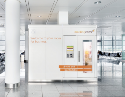 napcabs | Meeting Cabins
