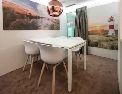 napcabs | Meeting Interior