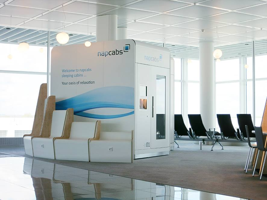 napcabs at Munich Airport