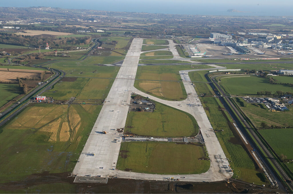 Dublin north runway airport noise