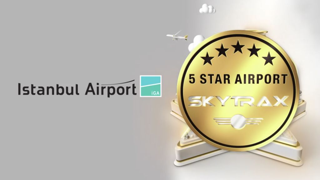 5-star istanbul airport Skytrax