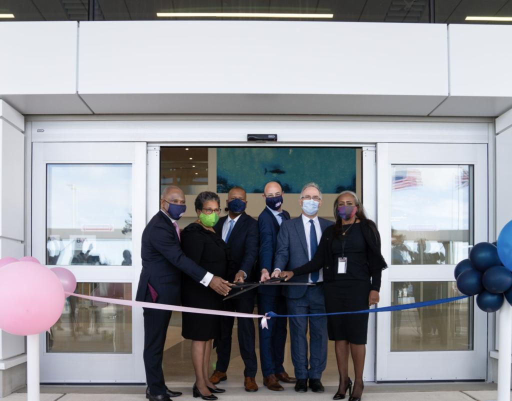 Bermuda new terminal