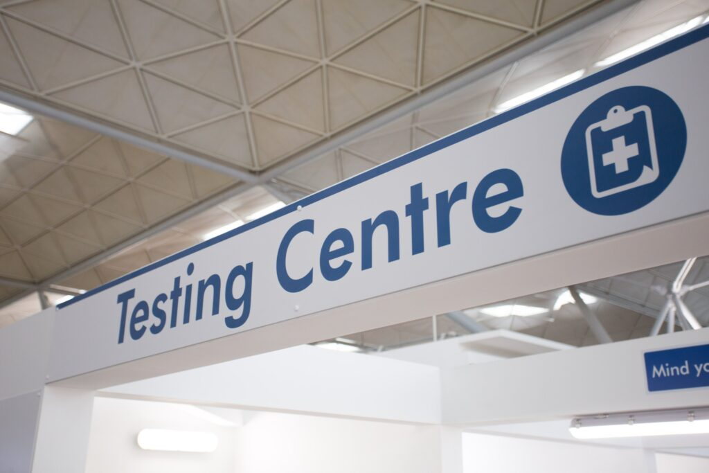 stansted testing facility mag