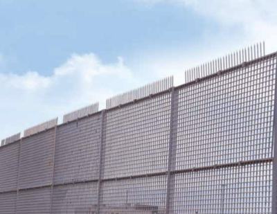UBS | Insulating Composite Fence