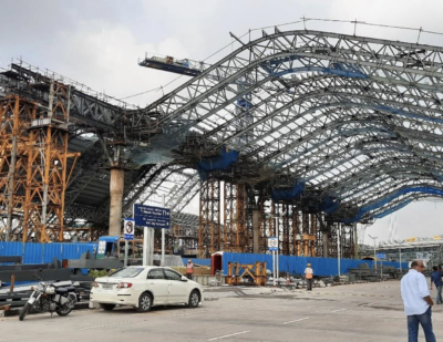 Chennai Airport Gearing up for a Spectacular Makeover