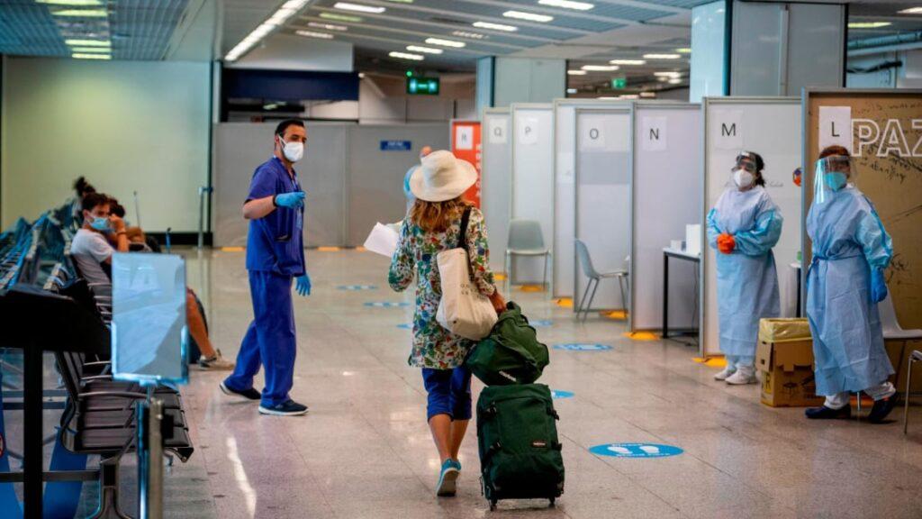 Aeroporti Di Roma health audit Rome airport health measures