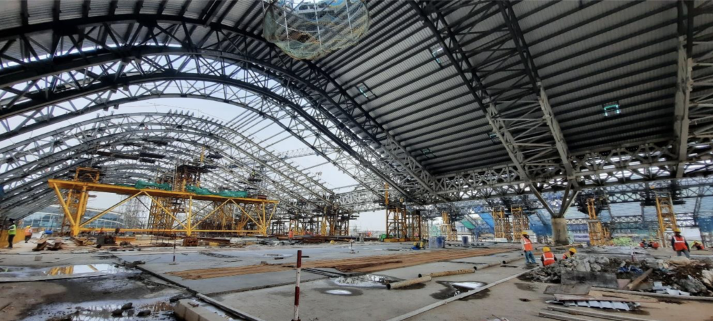 Chennai airport makeover new terminal