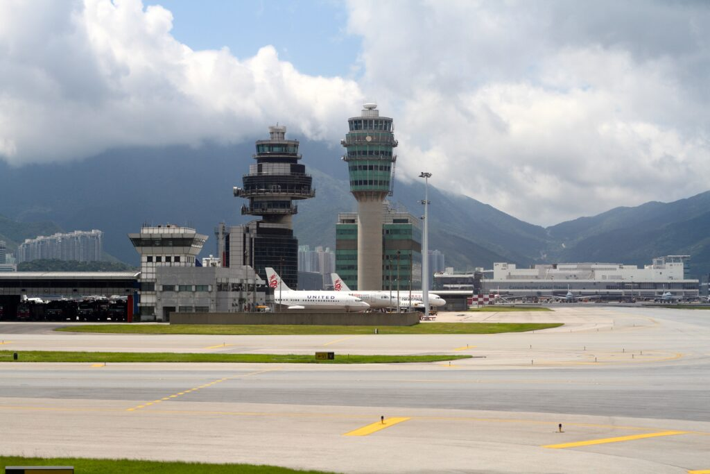 nokia to deploy network hkia hong kong airport