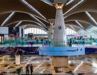 Facial Recognition Will Replace Boarding Pass at KL International Airport