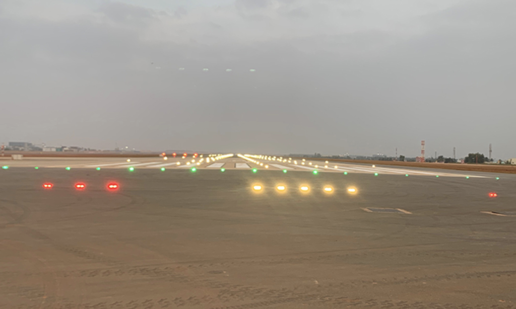 blr runway upgrade